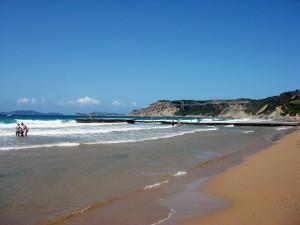 παραλία αρριλας βορεια κερκυρα
