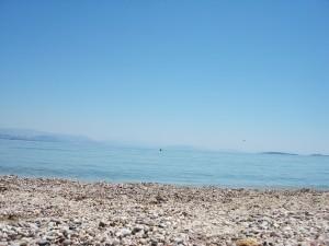 παραλία ύψου Κέρκυρα