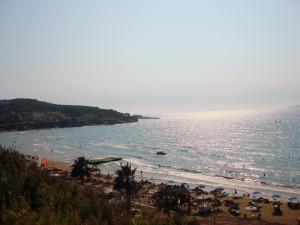 παραλία Άγιος Στέφανος Κέρκυρα