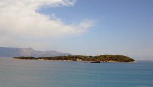 το νησί του Βίδο Κέρκυρα